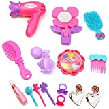 AADI Make Up Beauty Set With Hair Dryer And Accessories Toys For Kids, Multi Color