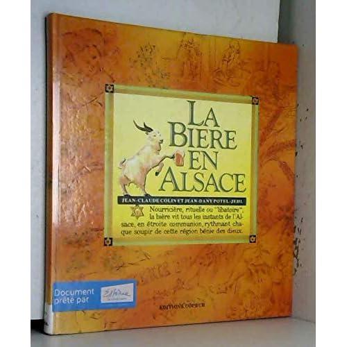 La Bière en Alsace
