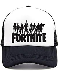 Memoryee Fortnite 3D Impreso Sombrero de Malla de sombrilla de Béisbol Hat para Niños y Adultos Inspirada PS4 Xbox Gaming…