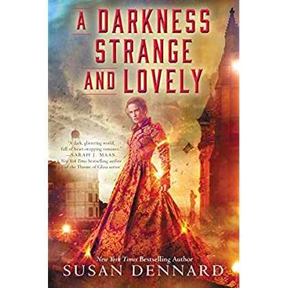A Darkness Strange And Lovely (Something Strange And Deadly Book 2) (English Edition)