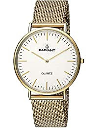 9af7d7d1810e Reloj RADIANT Sunny RA377602 Unisex Malla milanesa Dorado