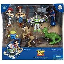 Exclusivo de Disney Toy Story 7 Pieza Figura conjunto Set de juego   Contiene 89680d9da21
