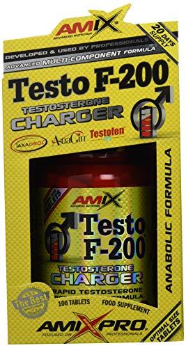 Amix Pro AMIX0223 Testofuel, 100 Compresse