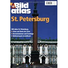St.Petersburg (HB Bildatlas , Band 152)