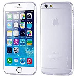AirPlus AirCase Ultra Slim Capsule Soft Jelly Case for Apple iPhone 6 (Transparent)