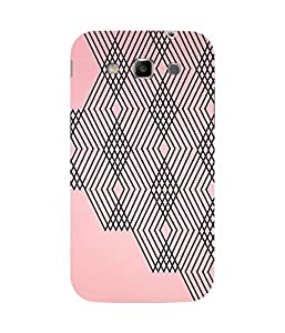 Abstract Geometry Samsung Galaxy Grand Duos I9082 Case