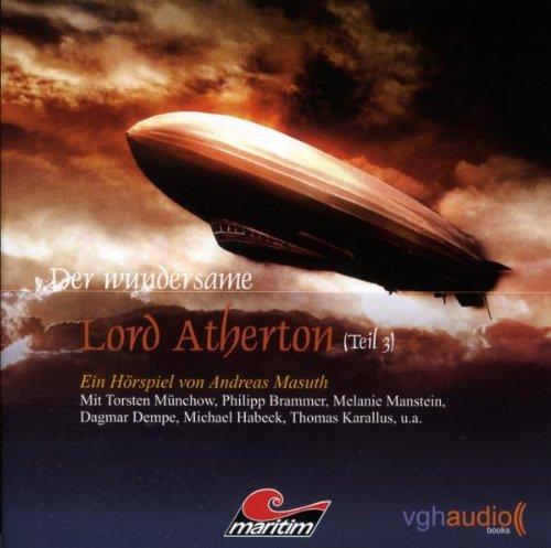 Preisvergleich Produktbild Der Wundersame Lord Atherton 3