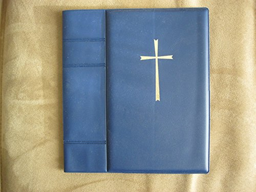 Gotteslob-Hülle, dunkelblau, für das neue Gotteslob