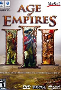 Age Of Empires III (Mac) [import anglais]