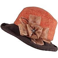 CFHJN Home Verano Sombrero para el Sol Mujer Protección Solar Plegable con  Rayos UV Se Puede 40f7e1a42084