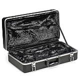 Stagg 057669 Coffre Etui ABS pour Trompette Noir