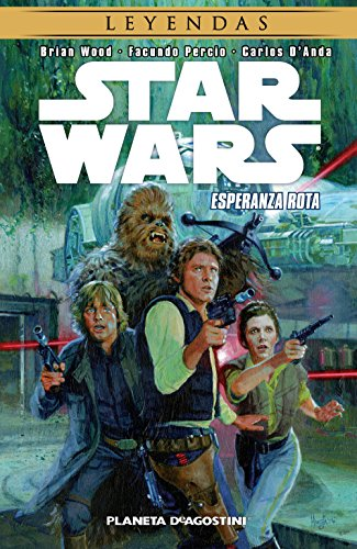 Star Wars Brian Wood, Esperanza rota por Carlos D'Anda