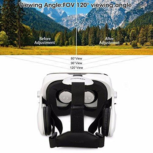 ELEGIANT 2 – Universal Smartphone VR Brille - 5