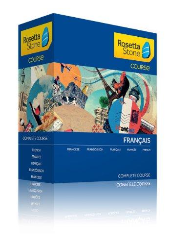 Rosetta Stone Course - Komplettkurs Französisch