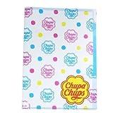 Carpeta archivadora 5 apartados A4 Chupa Chups paleta caramelo lunares...