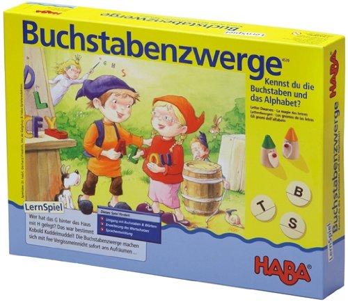 HABA 4539 - Buchstabenzwerge