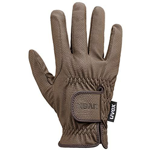 uvex Unisex- Erwachsene,  sportstyle winter Reithandschuhe, brown, 7.5