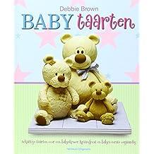 Babytaarten: schattige taarten voor een babyshower, kraamfeest en babys eerste verjaardag