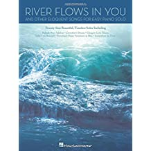 River Flows In You & Other Eloquent Songs -For Easy Piano Solo-: Noten, Songbook für Klavier