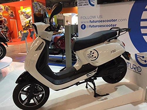 Cicli Ferrareis Scooter Elettrico FT01 ESCOTER EBIKE EMOTO