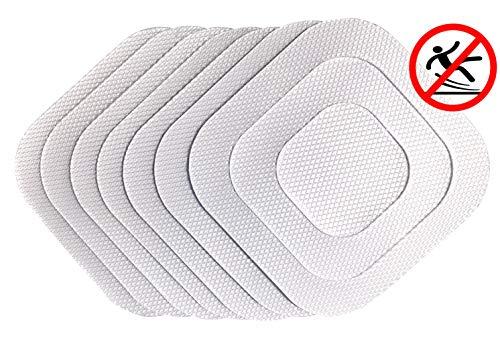 Dusche Tester (cocofy 21 Anti Rutsch Sticker für die Badewanne und Dusche - transparente Aufkleber)