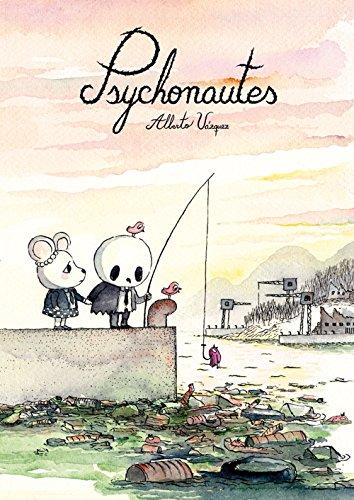 Psychonautes par Alberto Vazquez