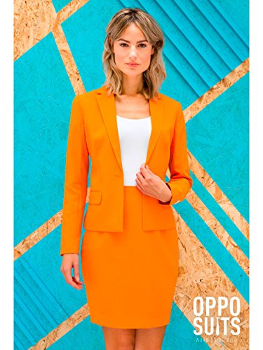 Costume Miss Orange donna Opposuits XL