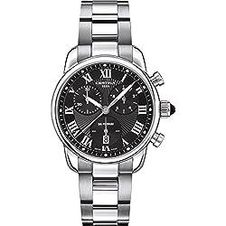 Certina C025.217.11.058.00 - Reloj para mujeres, correa de acero inoxidable color gris
