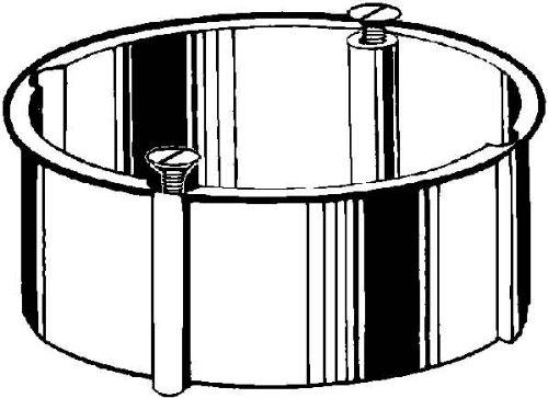 KAISER - ANILLO COMPENSACION ENLUCIDO DIAMETRO 70X12MM