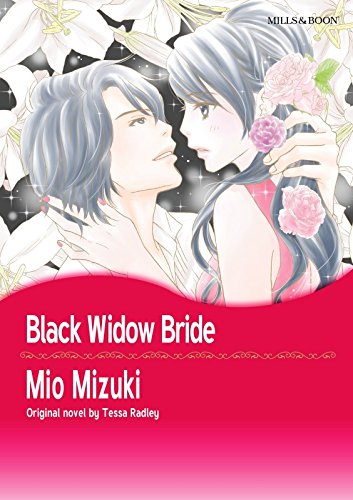 Black Widow Bride: Mills & Boon comics