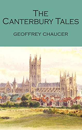 The Canterbury Tales Book Price Comparison Geoffrey Chaucer
