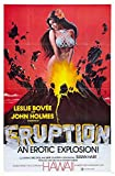 Reproduction of a poster presenting - Eruption 01 - Poster Print Buy Online