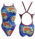 TURBO - Swimsuit Nat. Sra. Japan Vibes (Revolution), Talla L, Color Royal