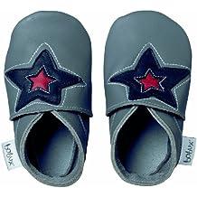 Bobux BB 4146grey astro star kids' shoes