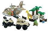 Ecoiffier Abrick Sos Safari Plane, Multi...