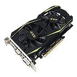 Functy Grafikkarte für NVIDIA für GeForce GTS450 4 GB DDR5 128Bit-Grafikkarte