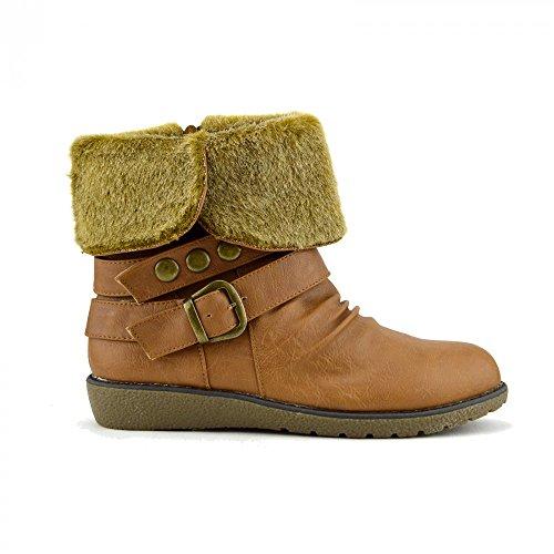 Kick FootwearKick Footwear - Stivali da Neve donna Marrone (Tenné)