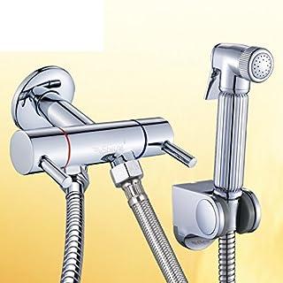 WP Bidet/All Copper Valve Toilet Spray Gun Kit