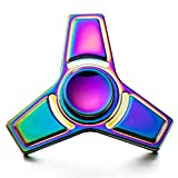 Walwh Colourful Tri Fidget Hand Spinner
