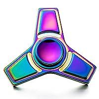 Walwh Colourful Tri Fidget Hand Spinner