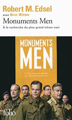 Monuments Men. A La Recherche Du Plus Grand Tresor Nazi