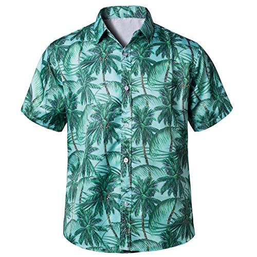ღLILICATღ Camisetas Para Mujer Para Hombre Pareja Con Botones...