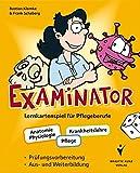 Examinator: Lernkartenspiel für Pflegeberufe. Prüfungsvorbereitung. Aus- und Weiterbildung