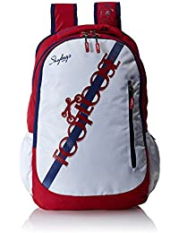 Skybags Polyester 30 Ltrs Red Laptop Bag (LPBPBLPF1RED)