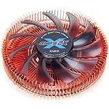 Zalman cnps2X 120W CPU-Kühler mit Kühlkörper und 80mm Fan