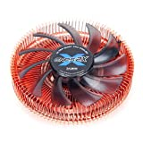 Zalman CNPS2X 120W CPU Cooler with Heatsink and 80mm Fan