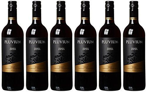 Pluvium Premium Selection Rotwein Cuvée Trocken (6 x 0.75 l)