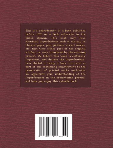 The County Library: The Pioneer County Library (the Brumback Library of Van Wert County, Ohio) and the County Library Movement in the United States - Primary Source Edition