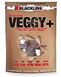 #sinob Veggy+ Vanganes Eiweiß aus Reis- und Erbsenprotein + BCAA. 1 x 900 g (Schokolade Brownie)