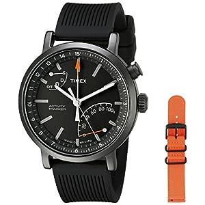 Timex Metropolitan+ Armbanduhr und Aktivitäten-Tracker